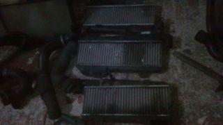 radiador intercooler citroen peugeot tubos aire