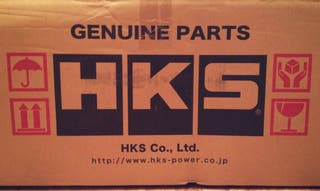 Escape HKS Silent Hi-Power ORIGINAL Nissan