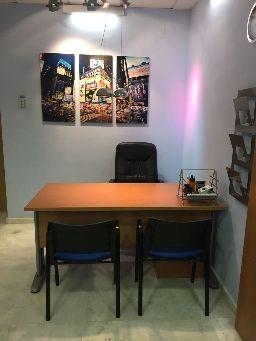 oficina COMPARTIDA pol PISA. Coworking
