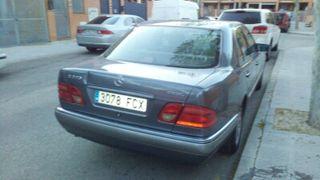 Mercedes-Benz Clase E automático, diesel
