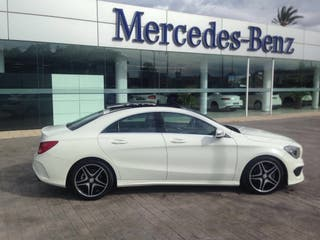 Mercedes-Benz Clase CLA 2014 coupe 220cdi AMG