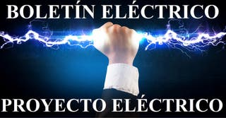 Proyectos Eléctricos Boletín Eléctrico Ingeniero