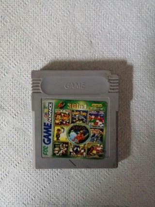 juego game boy 36in1
