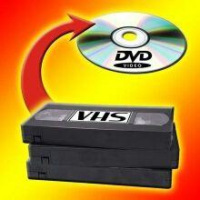 Convierto VHS, Betamax y LaserDisc a DVD