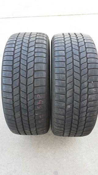 Neumáticos semi nuevos 245,55,17