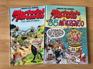Mortadelo y Filemón (cómics)
