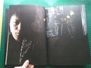 DIR EN GREY - It withers and withers 05 photobook