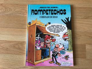 Rompetechos (cómics)