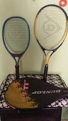 dos raquetas 6 €