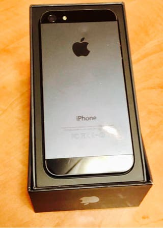 iPhone 5 16 GB Space Gray