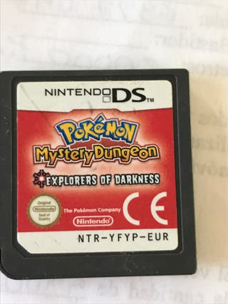 Pokemon mystery ds
