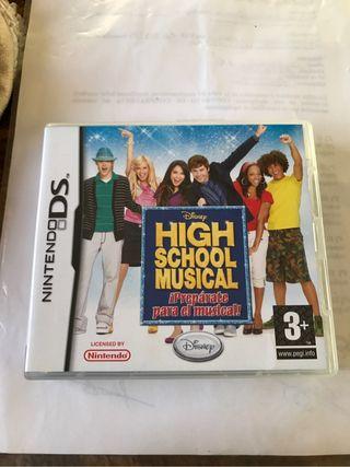 High school musical ds