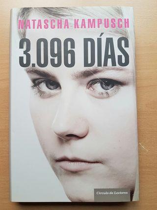 Libro 3096 dias
