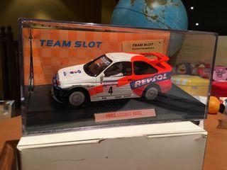 Ford Escort Sainz de Team slot