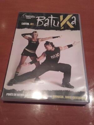 dvd batuka