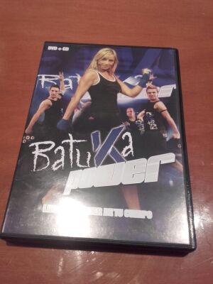 cd + dvd batuka
