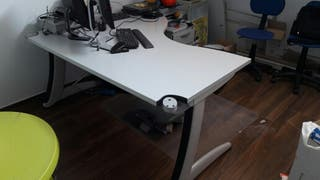 mesa despacho steelcase strafor