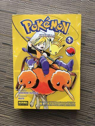 Manga Pokémon - Amarillo 1