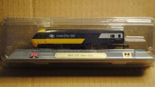 Precioso tren locomotora HST 125 Inter City UK