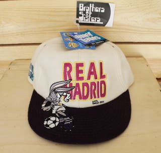 1995 Looney Tunes Real Madrid Cap NWT