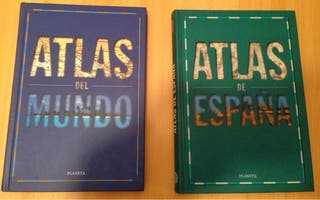 Atlas de España y del Mundo