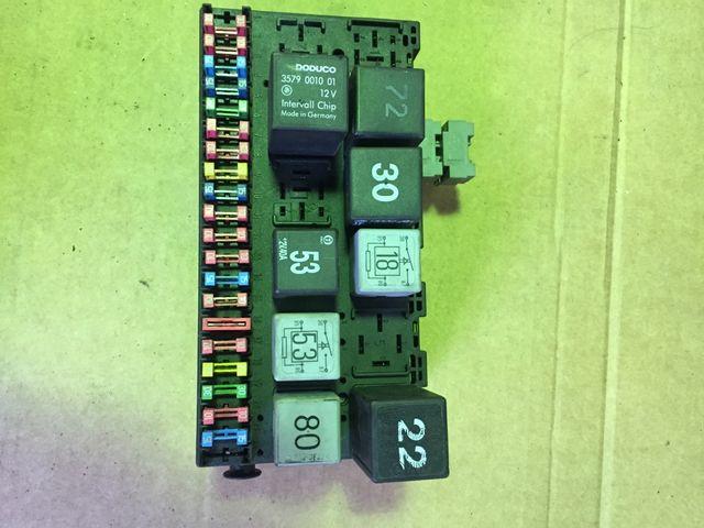 Caja de fusibles vw t4