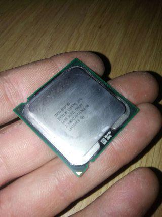 Procesador intel core dos duo core 2 pc ordenador