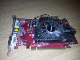 Grafica ddr2 gamefx board series x1600 pro pc ordenador