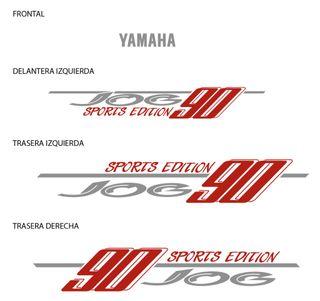 Pegatina JOG 90 Sports Edition