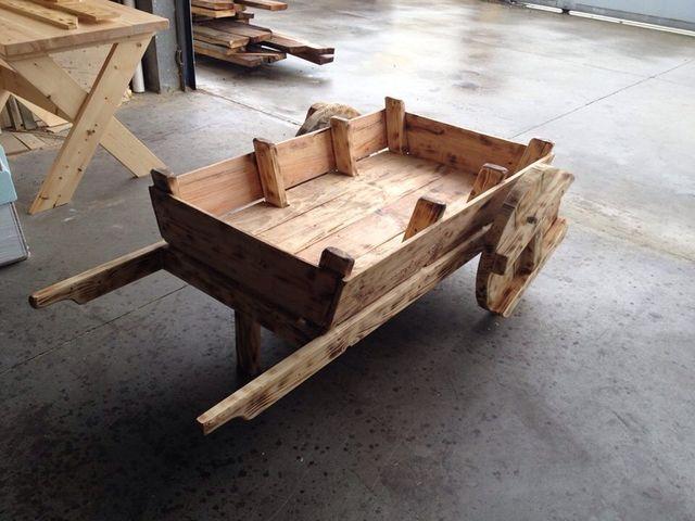 Caro de madera
