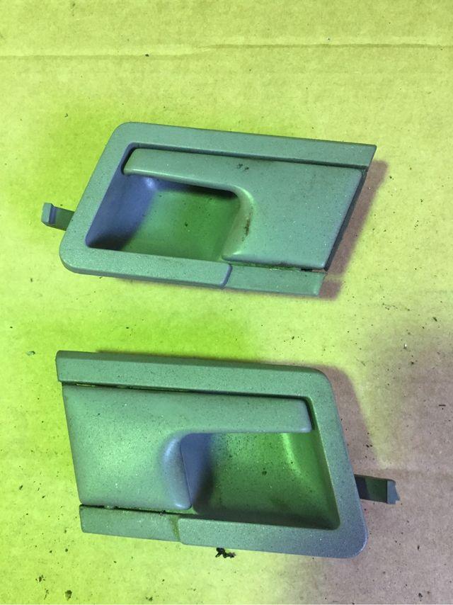 Plasticos interiores vw t4