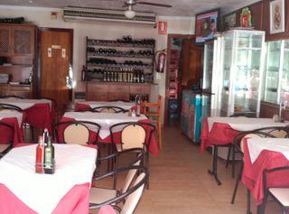 Traspaso Restaurante equipado y reformado