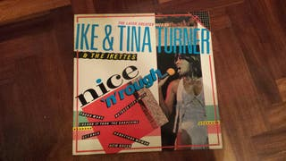 Vinilo Ike y tina turner