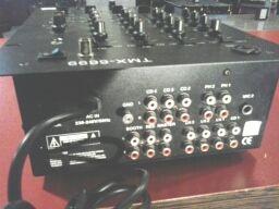 mesa de mezclas tmx-6699
