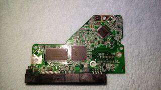 placa disco duro