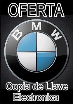 Copia llave bmw e46