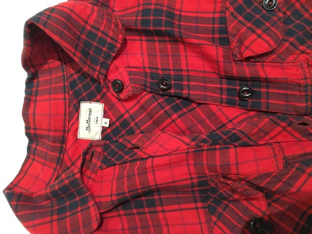 Camisa cuadros Bellerose