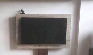 "Mueble Giratorio Television 40"""