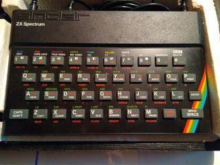 ordenador ZX Spectrum 1978