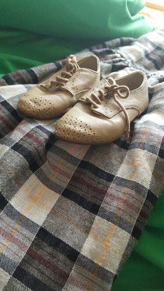 zapatos zara niña n.25