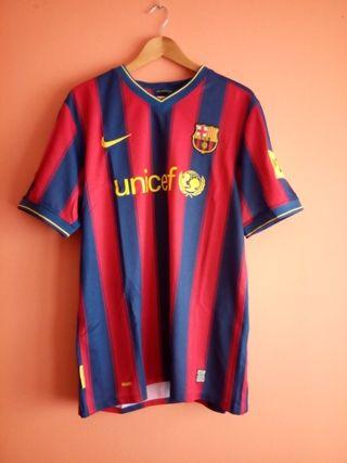 Camiseta FCBarcelona de Messi