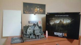 Resident Evil Biohazard collectors