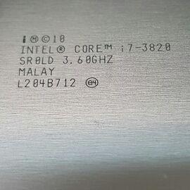 procesador i7 socket 2011 mod.3820