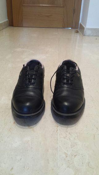 zapato hombre golf