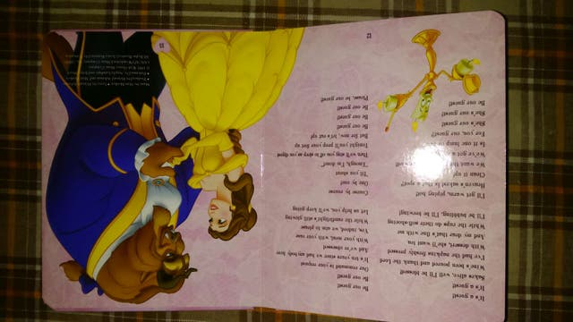Libro CD inglés Princesas Disney