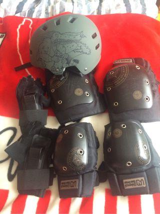Proteccion patinete