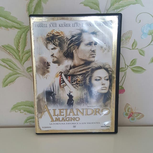 DVD Alejandro Magno