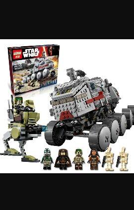 Clone Turbo Tank compatible Lego Star Wars