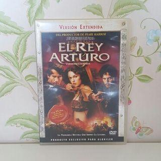 DVD El Rey Arturo