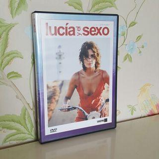 DVD Lucía y el sexo